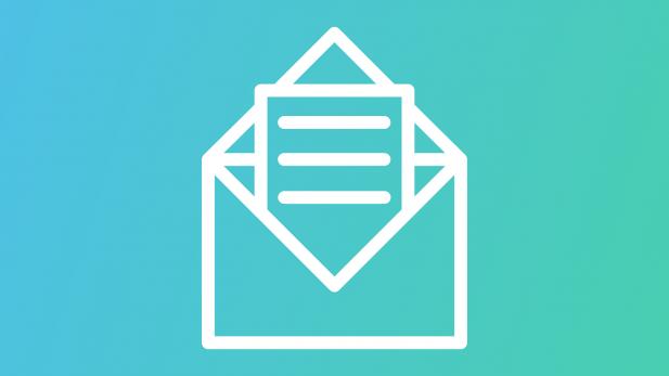 Ordre dans un courriel