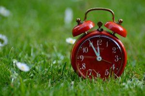 Ah, le temps!