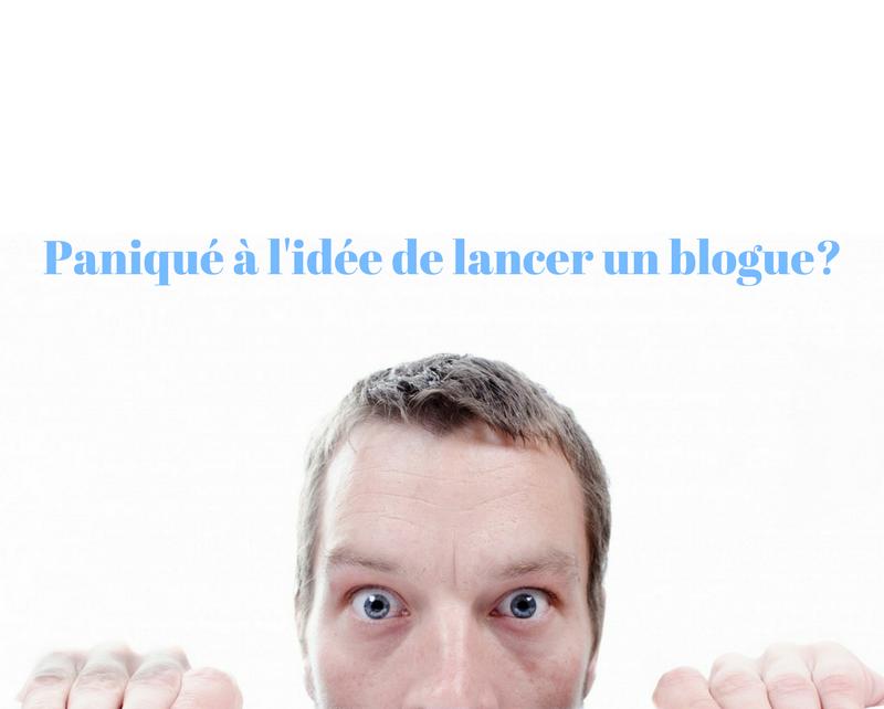 Peur du blogue
